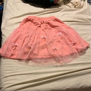 Other - Coral skirt